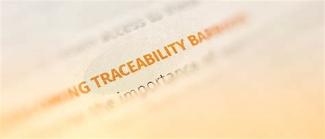 LIMS Delivers Traceability in Food Safety Testing